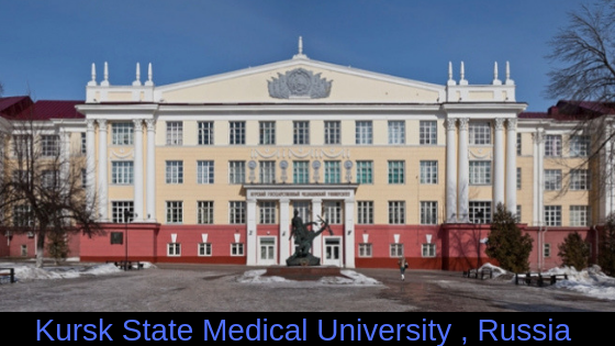 Kursk State Medical University , Russia