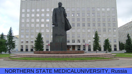 NORTHERN STATE MEDICALUNIVERSITY, Russia