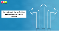 Best Alternate Career Options and Courses after MBBS Abroad