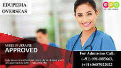 MBBS IN UKRAINE: ONE STOP SOLUTION FOR INDIAN MEDICAL ASPIRANTS